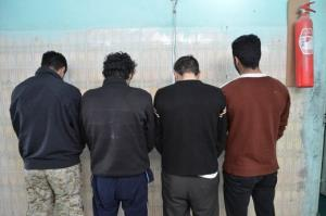  دستگیری ۴ سارق تجهیزات مخابراتی در خرمآباد