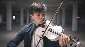 ویولن نوازی حرفه ای از هنرمند معروف یوتیوب