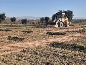 زمینخواری ۵۰۰ میلیارد تومانی در همدان رفع تصرف شد