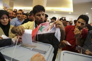 اولین زن سوری کاندیدای انتخابات ریاست جمهوری کشورش شد