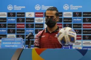 اولین تجربه شجاعی در لیگ قهرمانان آسیا