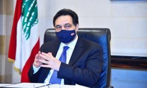 دیاب: لبنان در آستانه فروپاشی است
