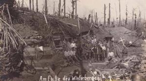 گوناگون/ کشف تونلی از جنگ جهانی اول که ۲۷۰ آلمانی در آن زنده دفن شدند!
