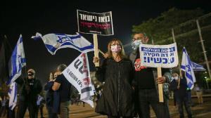 اعتراض کهنه سربازان صهیونیست به سیاستهای نتانیاهو