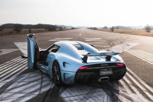 خودروهایی با قدرت فراتر از هزار اسب بخار (قسمت اول)