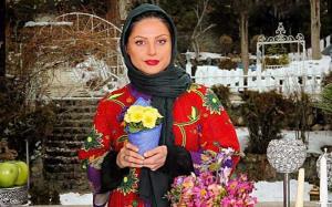 چهره ها/ عکس بهاری خانم بازیگر با همسرش