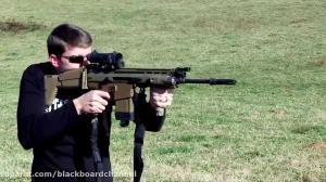تیراندازی با سلاح اسکار