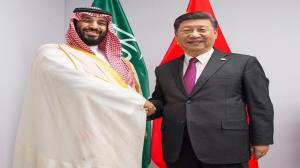 رئیس جمهور چین خطاب به بن سلمان: مایلیم شراکت مان را به سطحی جدید برسانیم