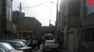 تیراندازی به یک زن در خیابان باکری ارومیه