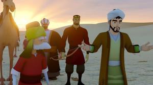 انیمیشن «سفرهای سعدی» به تولید رسید؛ ماجرای سفرهای شاعر نامدار