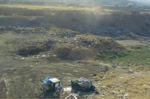 بحران دفن زبالههای شهری در ایذه