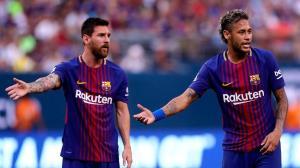 نیمار مصمم برای بازگشت به بارسلونا