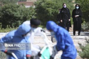 فوت ۲۱ نفر و بستری شدن ۱۴۱ بیمار جدید مبتلا به کرونا در البرز
