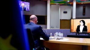 بحران سیاسی گرجستان؛ اتحادیه اروپا با سران تفلیس توافقنامه امضا کرد