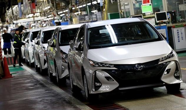 برنامه تویوتا برای عرضه 15 مدل خودروی تمام الکتریکی