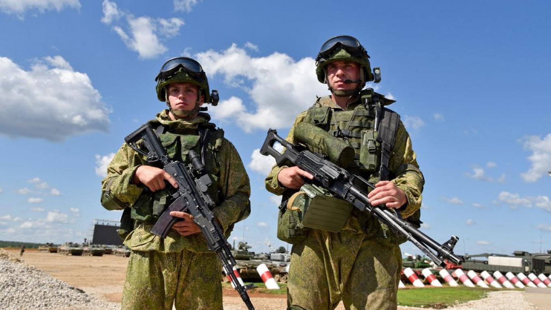 روسیه در مرزهای غربیاش آرایش تهاجمی گرفت