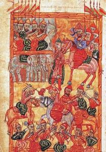 پنج کتاب تاریخی ارمنیان از روزگار کهن