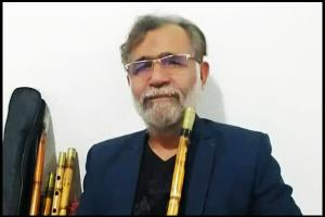 هنرمند موسیقی نواحی دار فانی را وداع گفت/ پیام تسلیت دفتر موسیقی