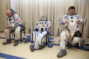 روسیه ایستگاه فضایی بینالمللی را ترک میکند