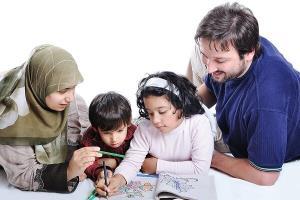 نقش ارتباط غیرکلامی در تربیت صحیح فرزندان از نگاه اسلام