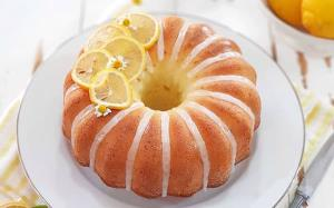 آموزش مرحله به مرحله کیک لیمویی خوش بافت و پف دار