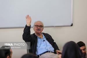 صحبتهای دکتر شفیعی کدکنی درباره سعدی در دانشگاه تهران