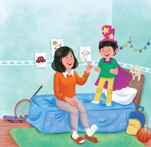داستان کودک؛ گل یاپوچ بهشیوه شعبدهبازها