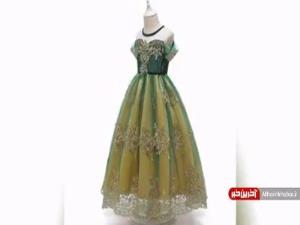کالکشن مدل لباس مجلسی دخترانه