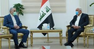 معاون وزیر دفاع با رییس الحشد الشعبی دیدار و گفتگو کرد