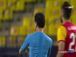 خلاصهبازی فولاد 1 - النصر عربستان 1