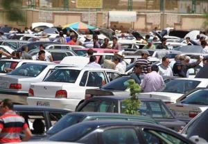 ریزش قیمت ها در بازار خودرو شدت یافت/ سمند ال ایکس ۴ میلیون ارزان شد