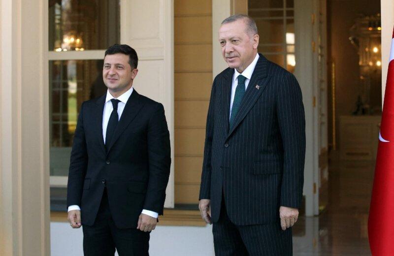 ترکیه وارد معرکه اوکراین می شود؟