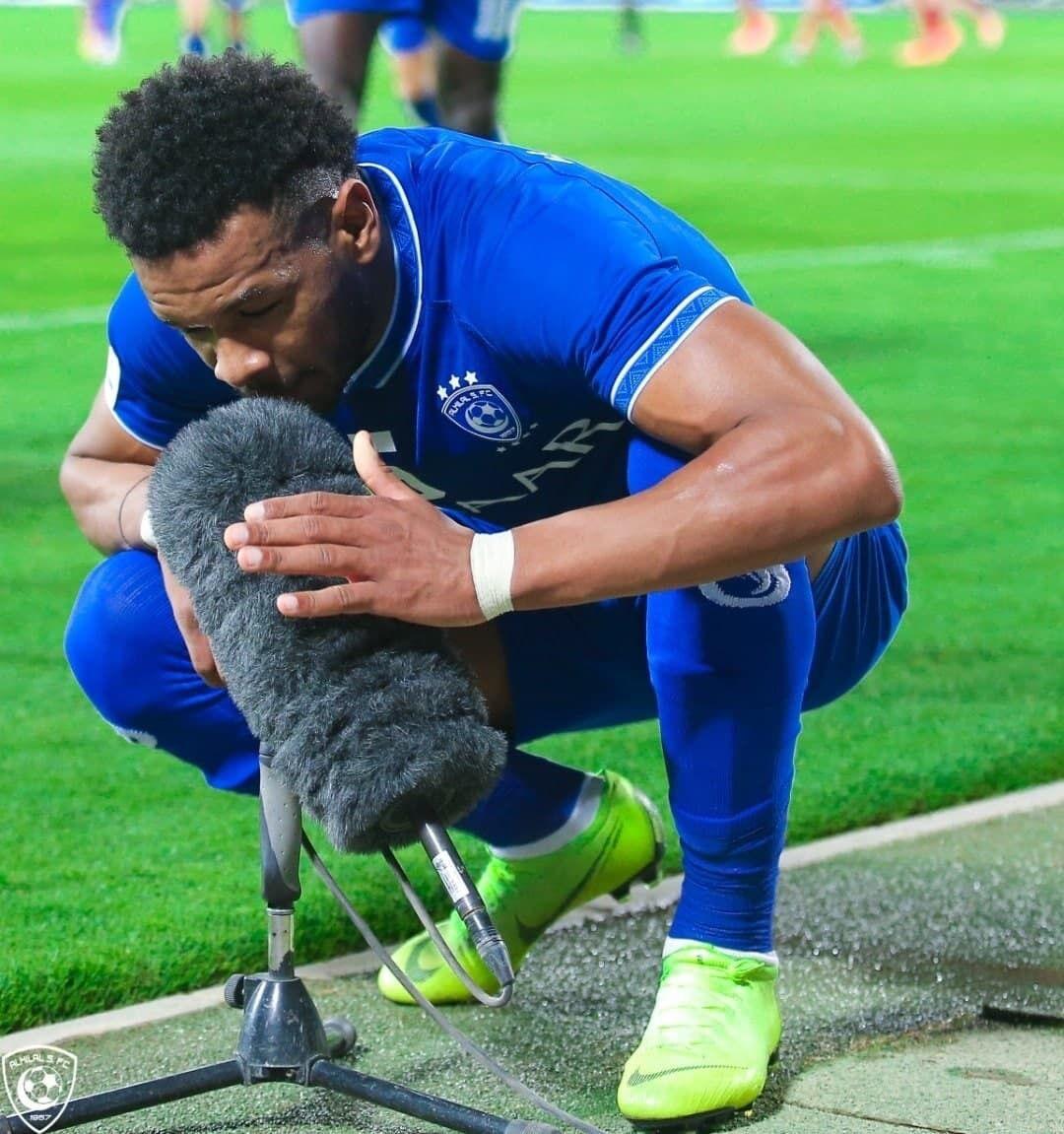 عکس/ شادی گل عجیب در لیگ قهرمانان آسیا