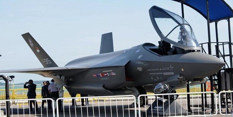 آمریکا رسما به ترکیه اخراج از برنامه «اف-35» را ابلاغ کرد