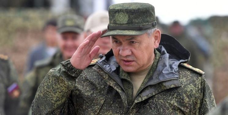 برگزاری رزمایش نظامی روسیه در کریمه با حضور وزیر دفاع