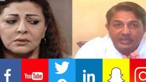 جنگ مجازی سلبریتیها در مصر به طلاق مجازی منجر شد