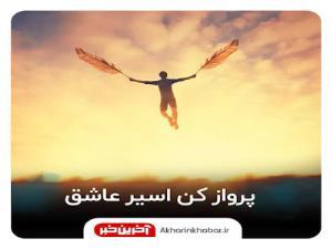 پرواز کن اسیر عاشق