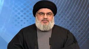 سید حسن نصرالله: سردار حجازی حامی و پشتیبان مقاومت بود