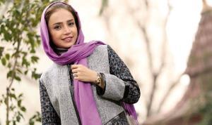 چهره ها/ حال و هوای اردیبهشتی شبنم قلی خانی