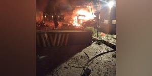 وزیر کشور پاکستان: انفجار روز گذشته یک حمله انتحاری بود