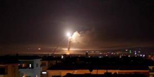 سانا: حمله جنگندههای صهیونیستی به حومه دمشق