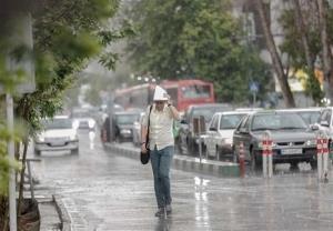 هشدار هواشناسی نسبت به وقوع رگبار و رعد و برق در ۱۳ استان