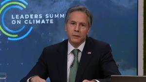بلینکن: مقابله با تغییرات آب و هوایی به همکاری جمعی نیاز دارد