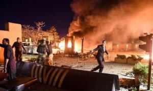 چین انفجار تروریستی در کویته پاکستان را محکوم کرد