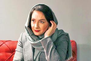 چهره ها/ هانیه توسلی عکس های زیرخاکی خود را منتشر کرد