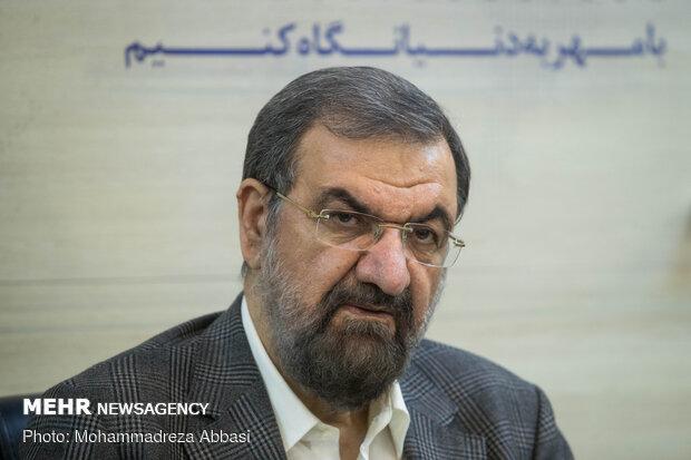 واکنش محسن رضایی به بسته تحریمی جدید کنگره آمریکا علیه ایران