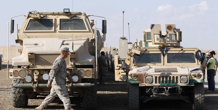 حمله راکتی به کاروان نظامیان آمریکایی در سوریه