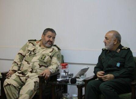 سردار جلالی: سپاه یک دکترین نظامی در مسیر ارتقای بازدارندگی ایران است
