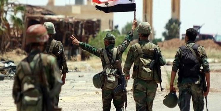 تسلط نیروهای سوری بر مقرهای عناصر تحت حمایت آمریکا در القامشلی