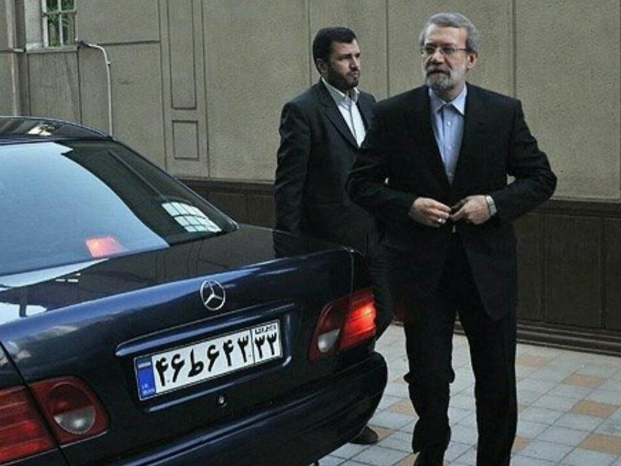 پالسهای انتخاباتی علی لاریجانی؛ کاندیداتوری قطعی شد؟